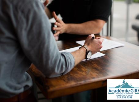 Les bonnes pratiques de recrutement et les évaluations