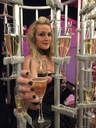 Champagne a GOGO