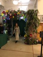 wisteria - the living tree