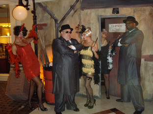 Gangsters and Flappers