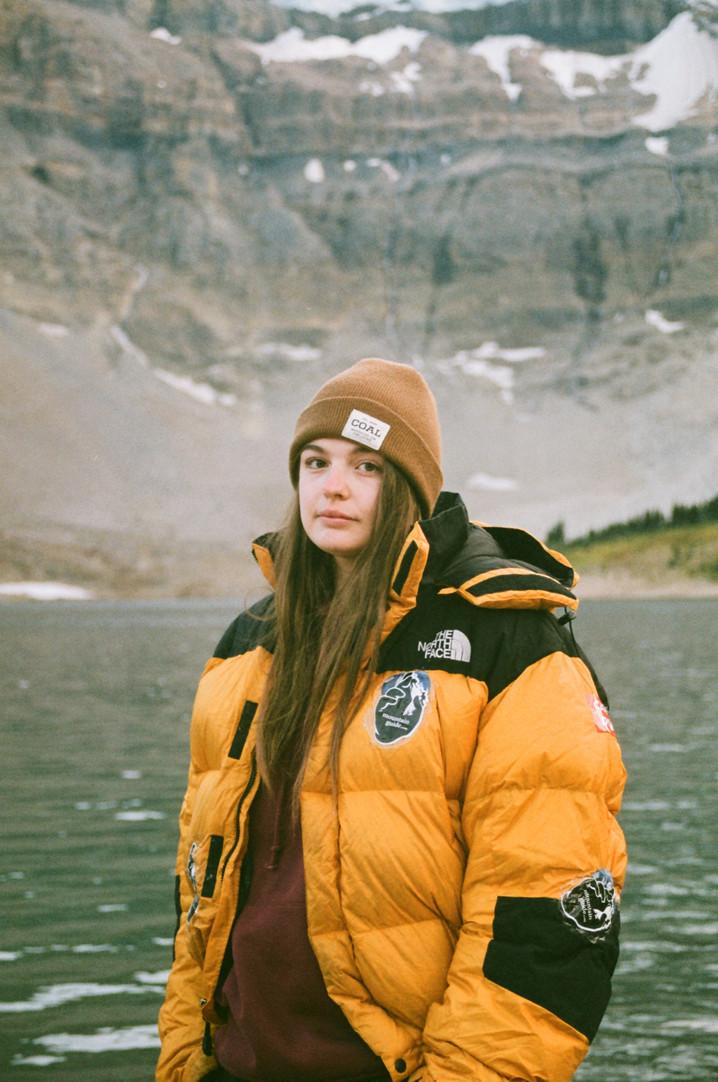 Naahanni Portrait, Mt Assiniboine