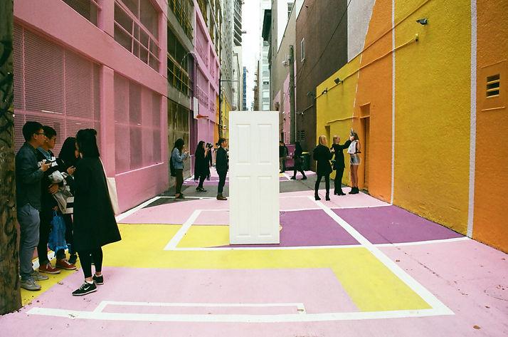Nahanni McKay Photography – Door in Alley