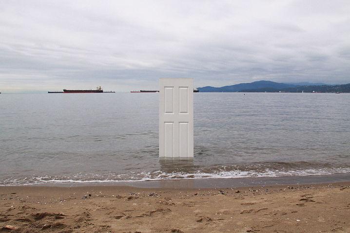 Nahanni McKay Photography – Door in Water