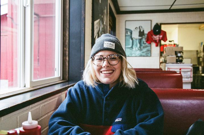 Jackie in Alaska