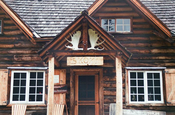 Skoki Lodge Cabin