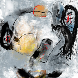 Abstract painting 10