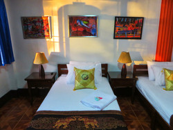 Guest room Thailand Painting Holiday