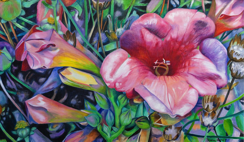 #0880 Fragrant Blooms