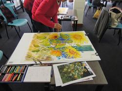 Pastel classes Murdoch University 2014_0546