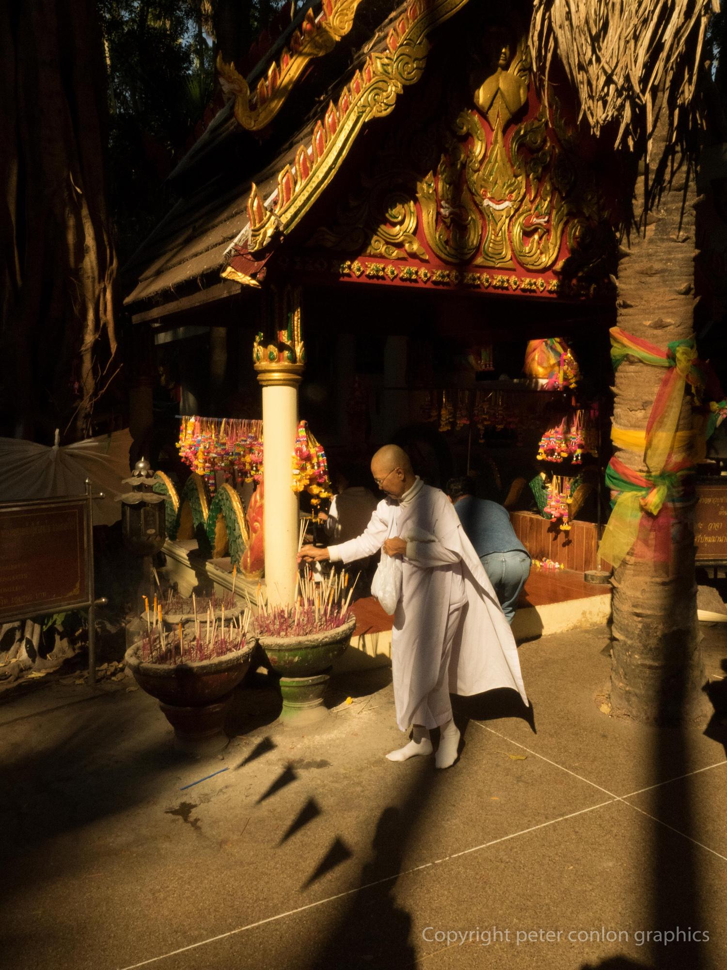 Pa Kham Chanot - Thailand Painting Holidays 08