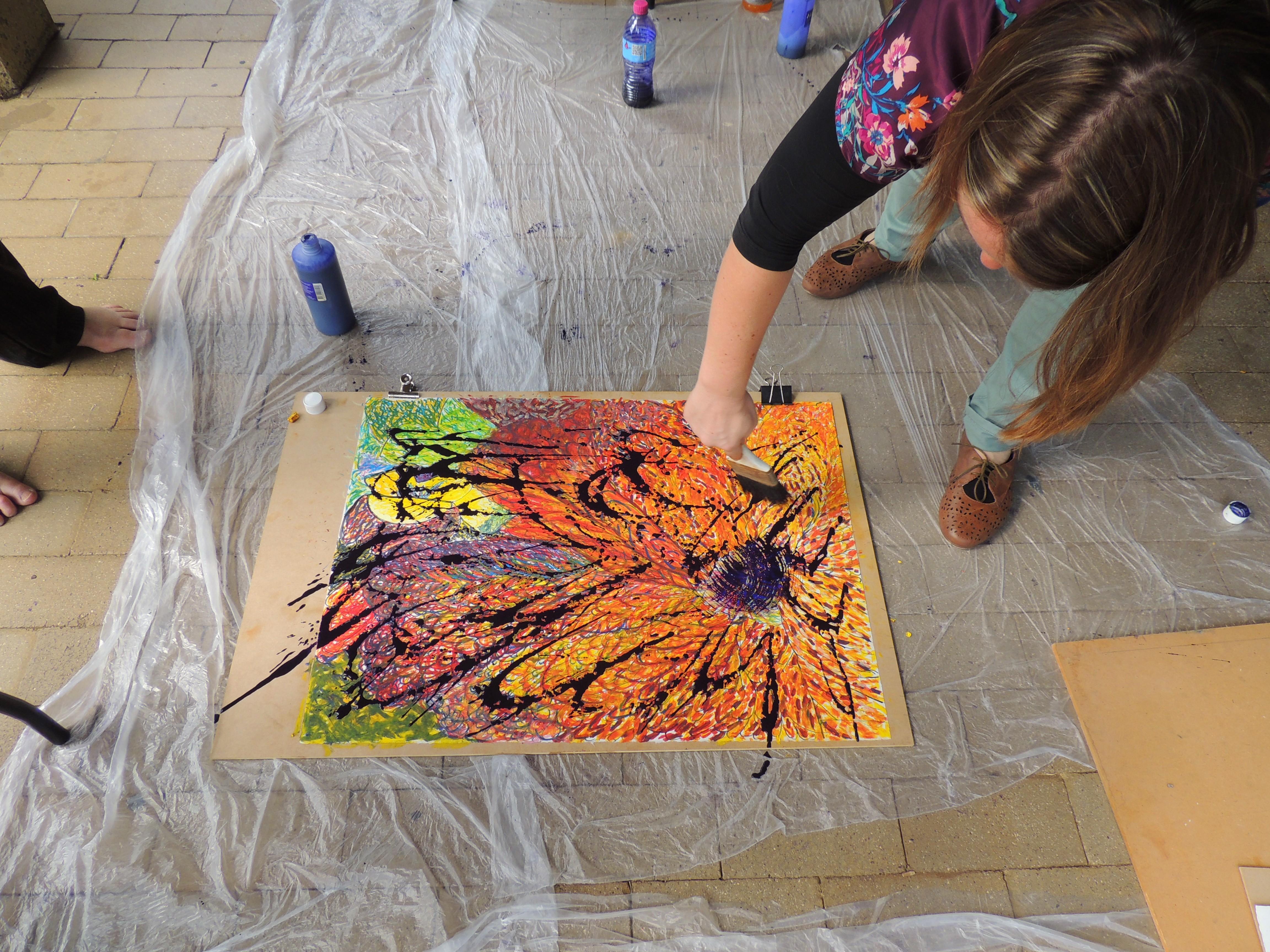 Pastel classes Murdoch University 2014_0541