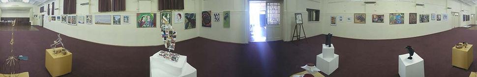 Jeremy Holton art exhibition judge