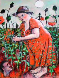 #0861 'The Poppy Grower'