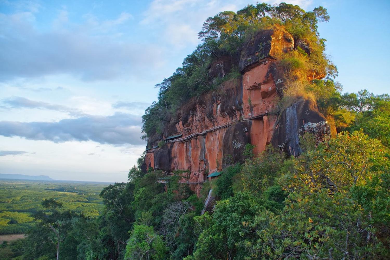 Wat Phu Tok - Thailand Painting Holidays 01