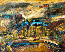 Blue streak abstract painting.jpg
