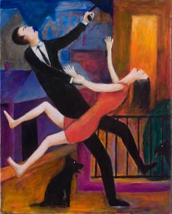 #0876 'Dancing in the dark'