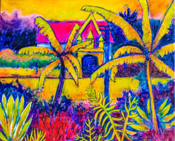 #1125 Palms of Thailand