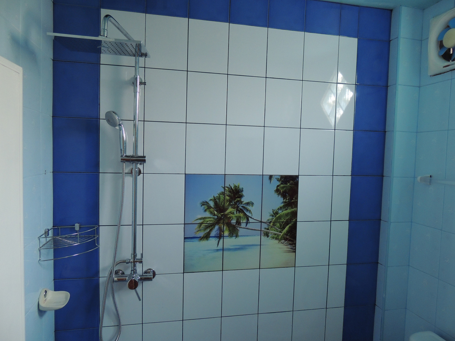 Bathroom Thailand Painting Holidays