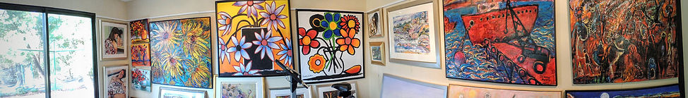 Peach Tree Gallery in the Perth Hills