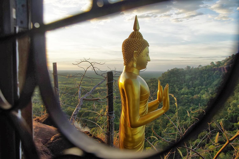 Wat Phu Tok - Thailand Painting Holidays 03