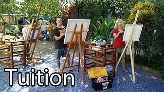 Painting holiday in Thailand
