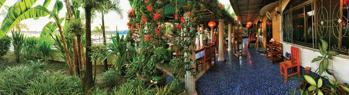 The Terrace at Thailand Panting Holidays