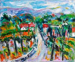 #1045 'Journey through the vines'