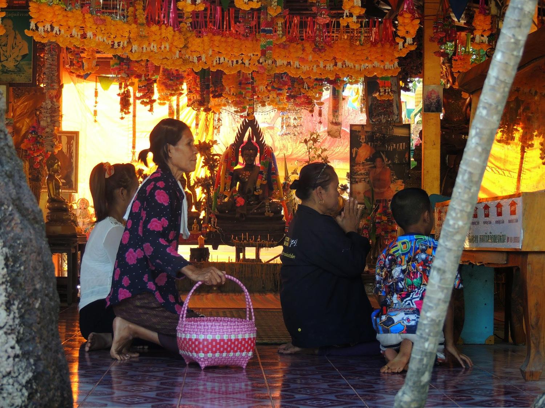 Pa Kham Chanot - Thailand Painting Holidays 12