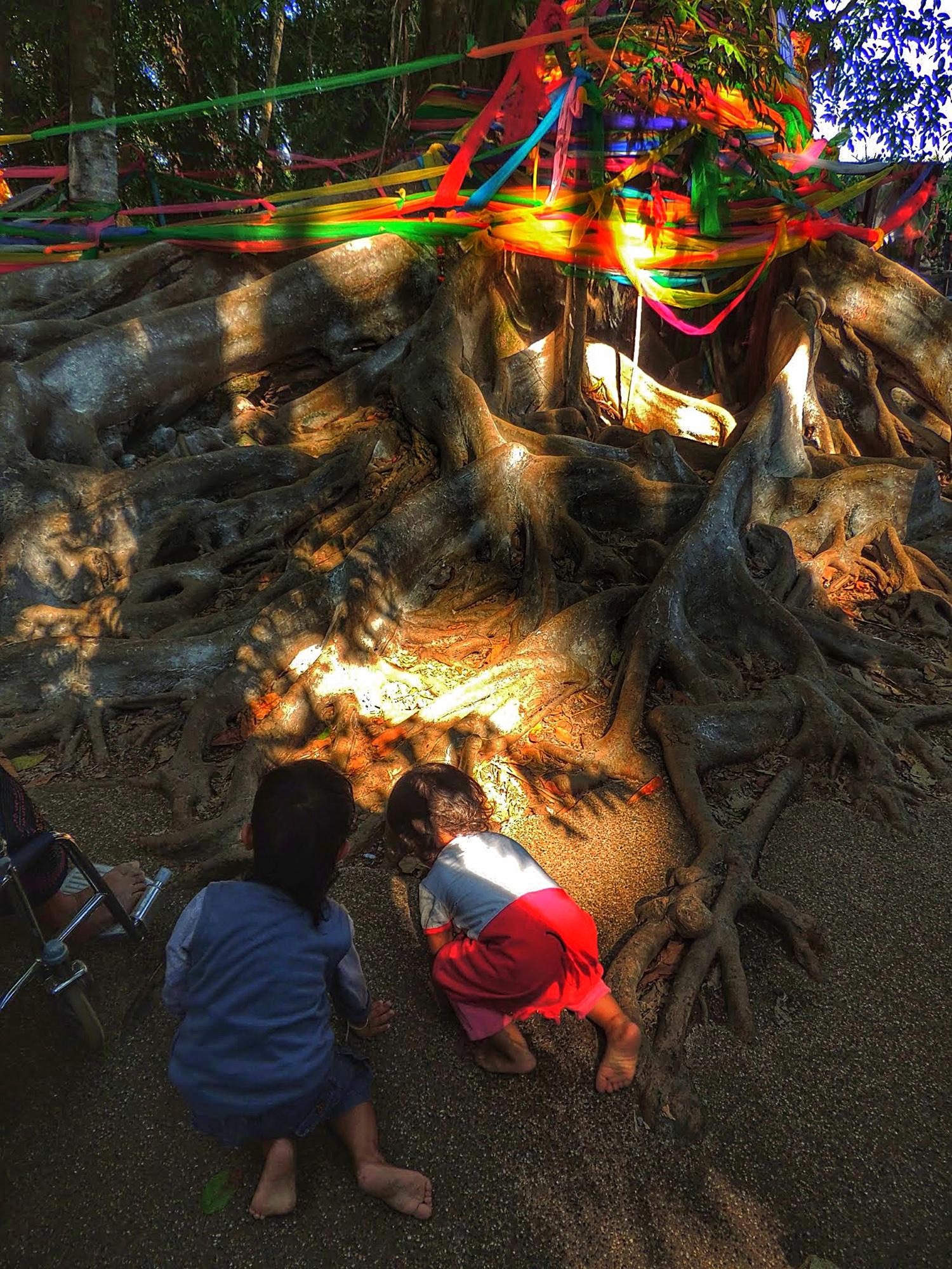 Pa Kham Chanot - Thailand Painting Holidays 01