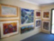 Jeremy Holton's Studio Gallery