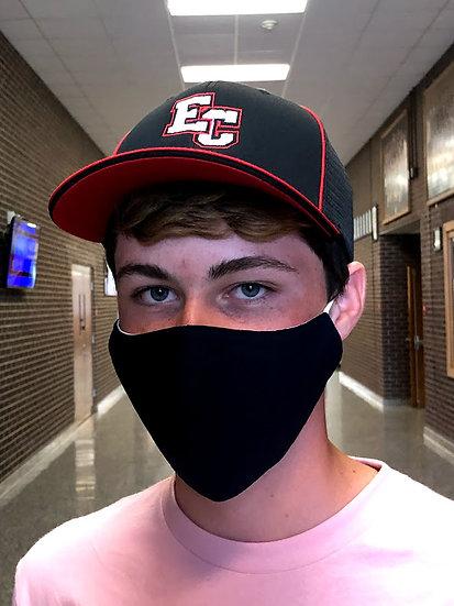 Black EC Baseball Hat