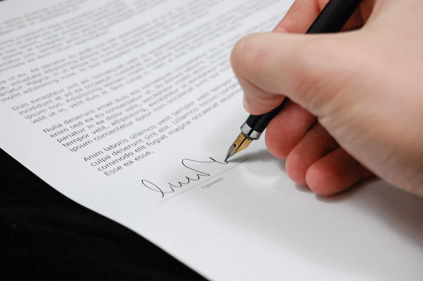 Notarize Affidavit