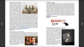 ICI Ruta Jusionyte article dans Bruxelles culture
