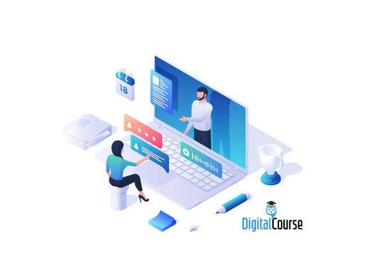 עיצוב גרפי, שפה גרפית ומיתוג לקורס דיגיטלי