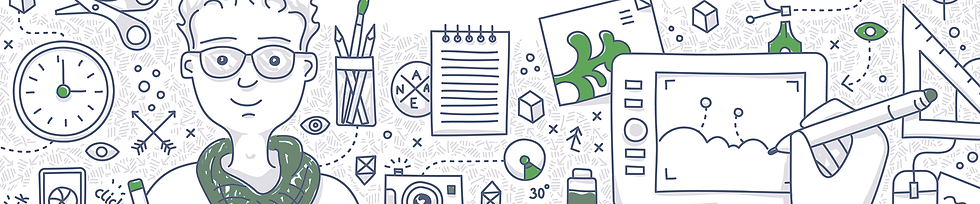 סטודיו לעיצוב גרפי , סרטוני אנימציה תלת מימד ועיצוב ובניית אתרים