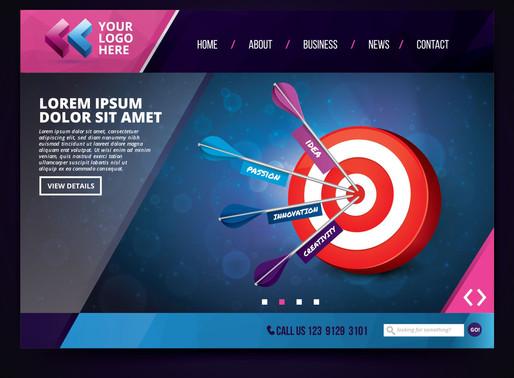 טרנדים בעיצוב אתרים לקראת 2020