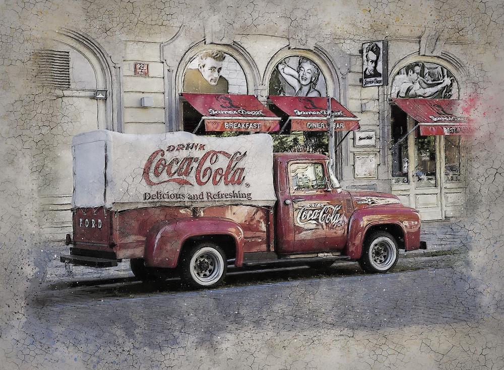 מיתוג | לוגו של קוקה קולה