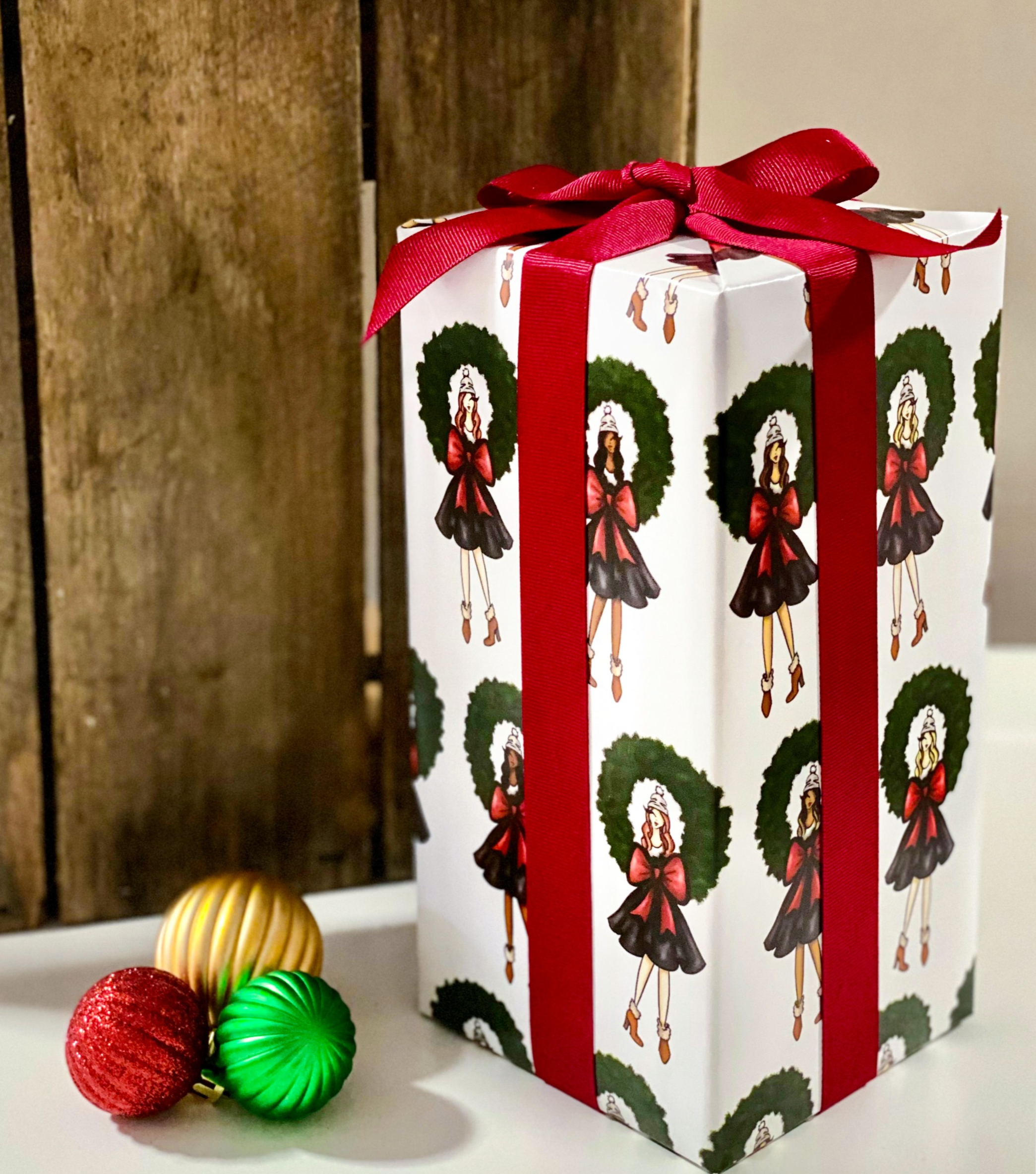 Holiday Wrapping 2020