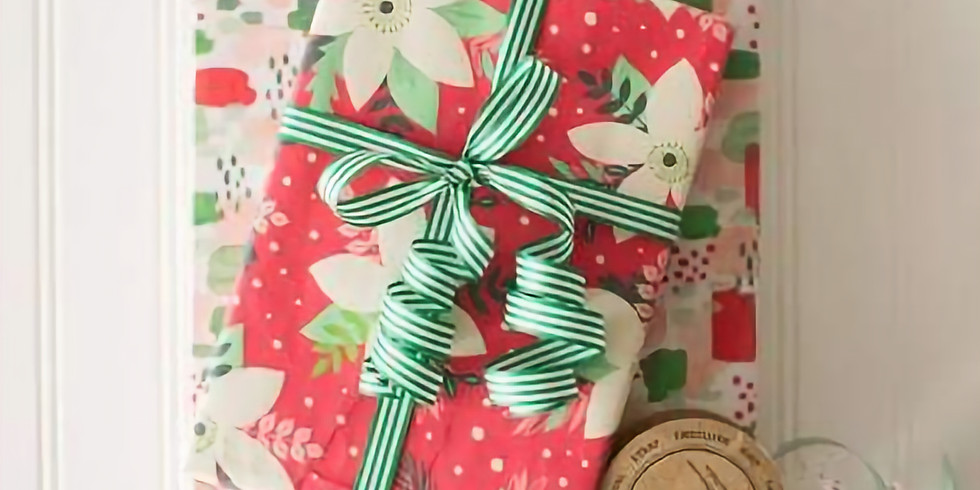 Howard & Bow Gift Wrapping Essentials Course - Sponsored by Wrappily