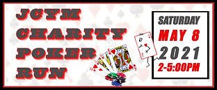 Revised Poker Run Website Welcome page (