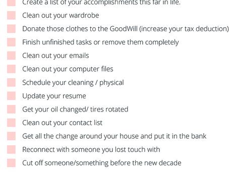 20 Things Before '20