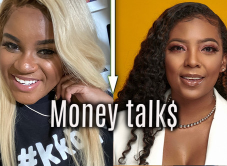 Money Talk Monday with Kristyn Alexis. How This Youtuber Eliminated $10K Of Debt During A Pandemic