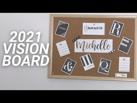 2021 Vision : #BetOnYou