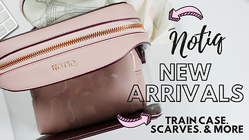 My Favorite Brand Just Gave Me CHIC-LUXE LIFE!!!: Notiq Brand New Arrivals