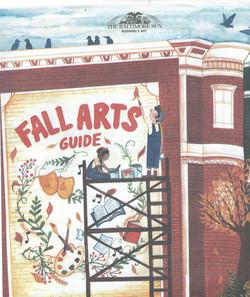 Baltimore Sun Fall Arts Guide 2017
