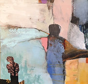 ShaulTsemach_WatchingOver_ 2018_MixedMed