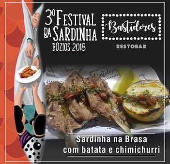 Terceiro Festival da Sardinha Búzios 2018