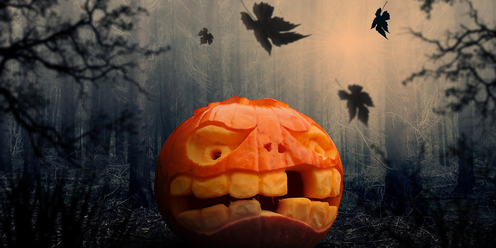 October Pumpkin Carving Competition