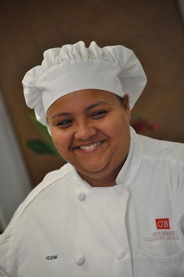 Pastry Chef Yesenia Portes