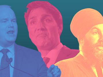 Polls show O'Toole bridging gap with Trudeau, neck and neck